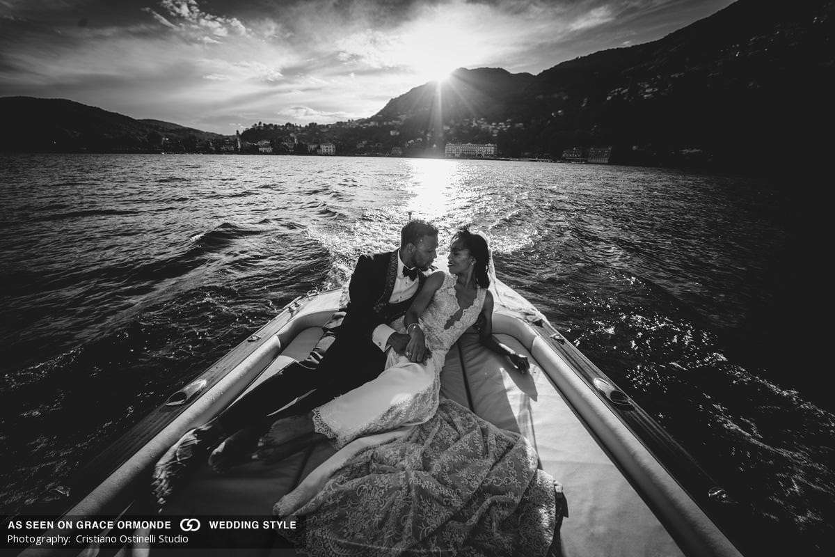 lake como wedding photography azure invitations